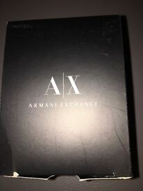 BRAND NEW IN BOX ARMANI EXCHANGE WATCH