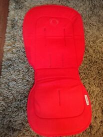 Bugaboo Universal Seat Liner Red