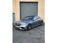 2014 MERCEDES E63 AMG 5.5 BITURBO 557 BHP FULLY LOADED CAR *C63 M5 M3 RS4 RS6*