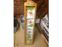 Winnie the Pooh collectors frame
