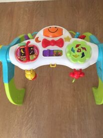 Baby/ toddler activity centre lights & sounds