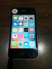 iPhone 4s 32gb black Vodafone