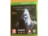 Shadow of Mordor (Xbox One)