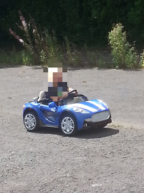 kid's electronic ride on maserati with parental remote