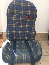 Car Seat/Booster Seat £5