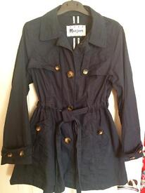 Monsoon ladies jacket coat size 16