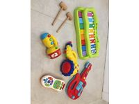 Musical instrument bundle
