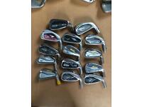 Mizuno Demo heads all 7 irons new and used