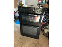 Neff double integrated oven