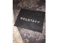 Ladies Belstaff Wax parka Jacket with original bag uk 10