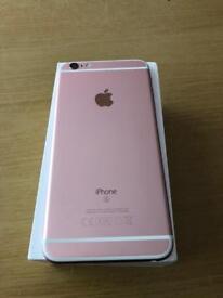 IPhone 6s Plus 16gb Unlocked Rose gold