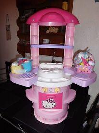 Hello Kitty Kids Kitchen