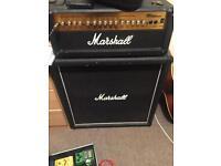 Marshall MG100FX Amplifier.