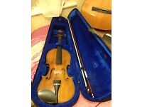 Violin with case for sale
