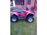 Quad Honda fourtrack 420 4x4