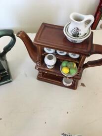 Teapots ornaments