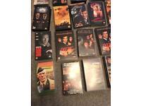 Mixed VHS Tapes