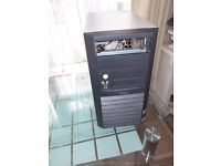 Fujitsu Siemens Esprimo P2411 PC Tower unit