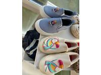 Polo shoes and beautiful shoes