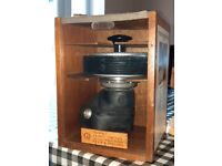 Porton Resuscitator 1960's Supplied by Calmic Ltd