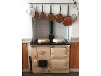 Gas Aga. Full working condition.