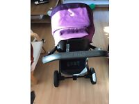Almost new Joie Pram in excellent condition