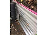 Galvanised Roof/Fence Metal Sheets
