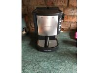 Morphy Richards coffee maker Used cafe merito