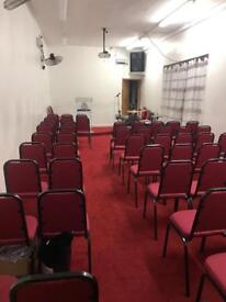 CHURCH HALL FOR RENT IN ECCLES, MANCHESTER