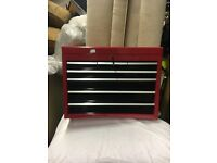 Halfords Professional 7 Drawer Ball-Bearing Chest. (New Cost £200.00)