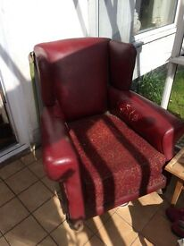 Fantastic Large Armchair for Restore
