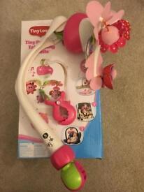 Tiny Love Tiny Princess Take-Along Mobile - boxed and as new