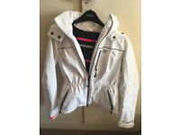 Abercrombie & Fitch Ladies Small Snow Jacket BARELY USED