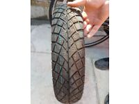Motorcycle Tyre 110/70-17 BRAND NEW Tyre (tubed type)