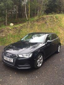 Audi A3 2ltr TDI