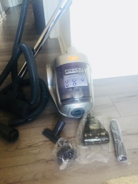 2 Vax Vacuum Cleaner :1 Vax C89 P6N P Power 6 Pet, 2200 Watt, Silver___ 2 Vax C87 VC B Cylinder | in West End, Glasgow | Gumtree