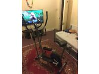 Pro fitness cross trainer excellent condition like brand new
