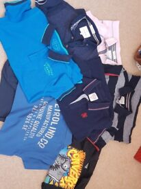 Boys Polo Shirt bundle (8)