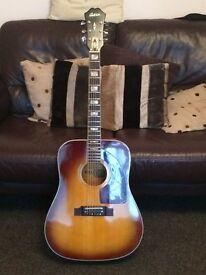 Antoria Model 212 Acoustic Guitar