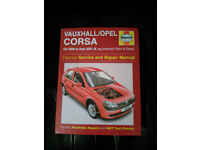 Haynes Vauxhall/Opel Manual