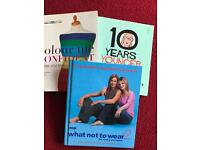 Book bundle for looking your best