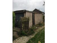 pre fab concrete garage walls