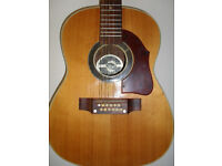 Vintage HOYER 12 String. Small body, 1960's made in Germany Authentic. And plays, keeps tune.
