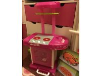 Smart Travel Pack Away Electronic Toy Kitchen NW6/Gunnesbury