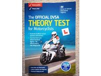 The Official DVSA Theory Test Book For Motorcyclists