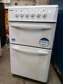 Beko freestanding electric cooker
