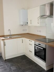 2 bedroom flat for rent in the centre of Buckie, fully refurbished