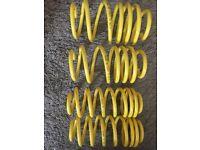 Seat Leon mk2 Apex 40mm lowering springs