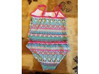 Girls age 7-8 Monsoon Tankini.