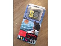 Waterproof Action DV Sports Camera